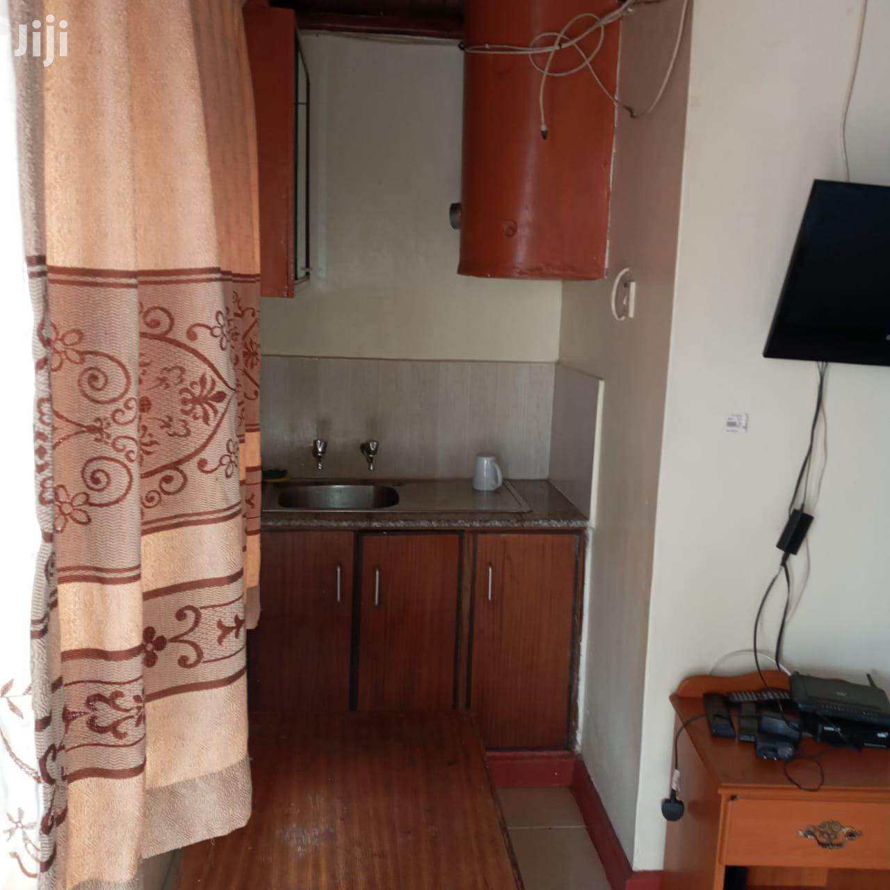 Archive: A Fully Furnished Studio To Let In Westlands