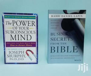 The Power of Your Subconscious Mind Business Secrets | Books & Games for sale in Kajiado, Kitengela