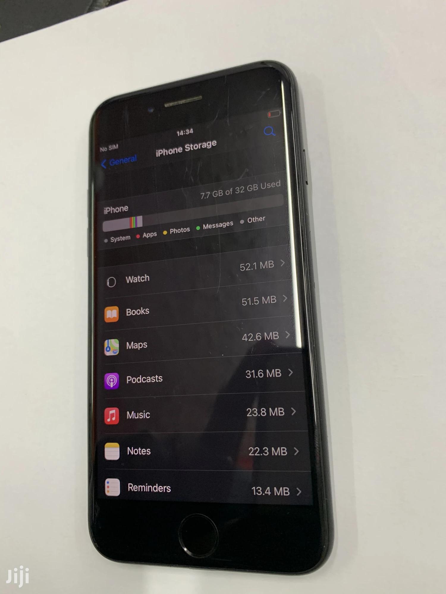Apple iPhone 7 32 GB Black | Mobile Phones for sale in Nairobi Central, Nairobi, Kenya
