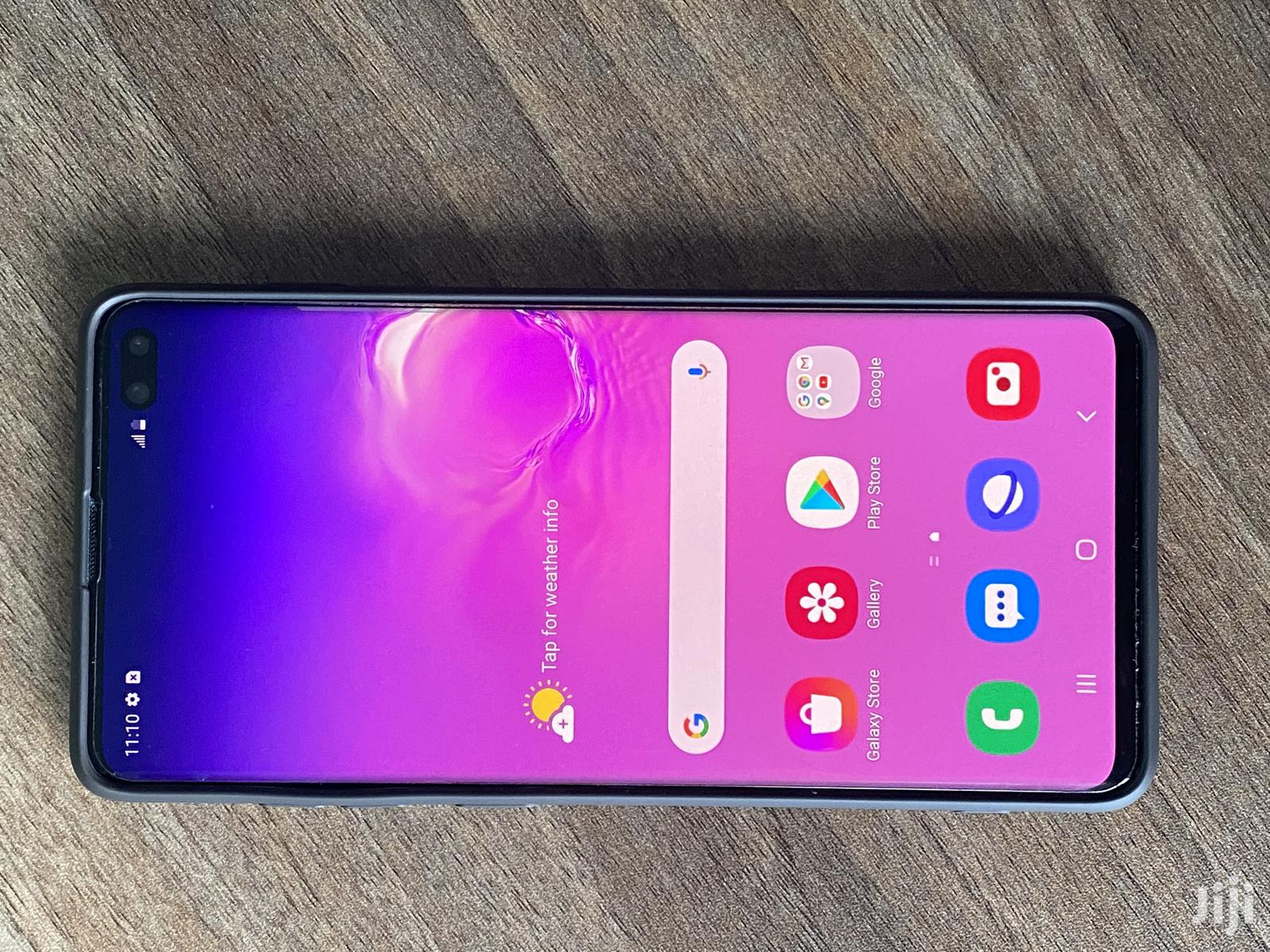 Samsung Galaxy S10 Plus 128 GB Blue | Mobile Phones for sale in Nairobi Central, Nairobi, Kenya
