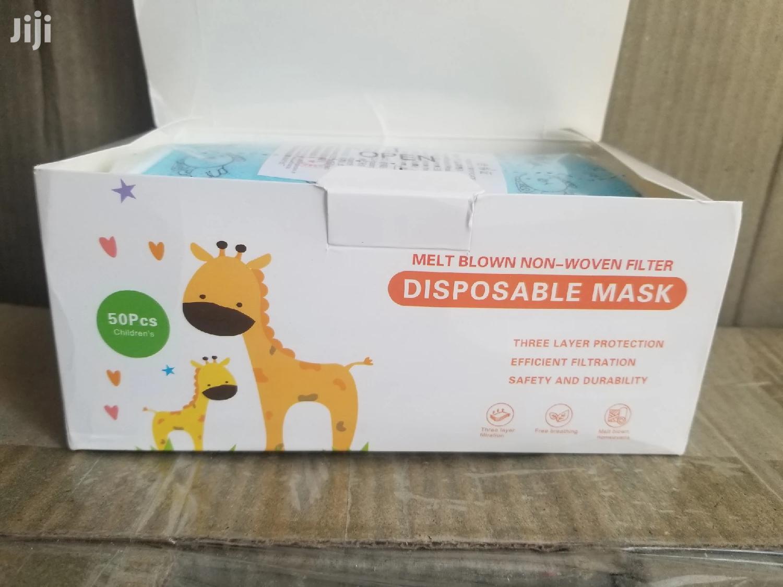 Imported Kids Mask (50 Pcs) | Tools & Accessories for sale in Mvita, Mombasa, Kenya