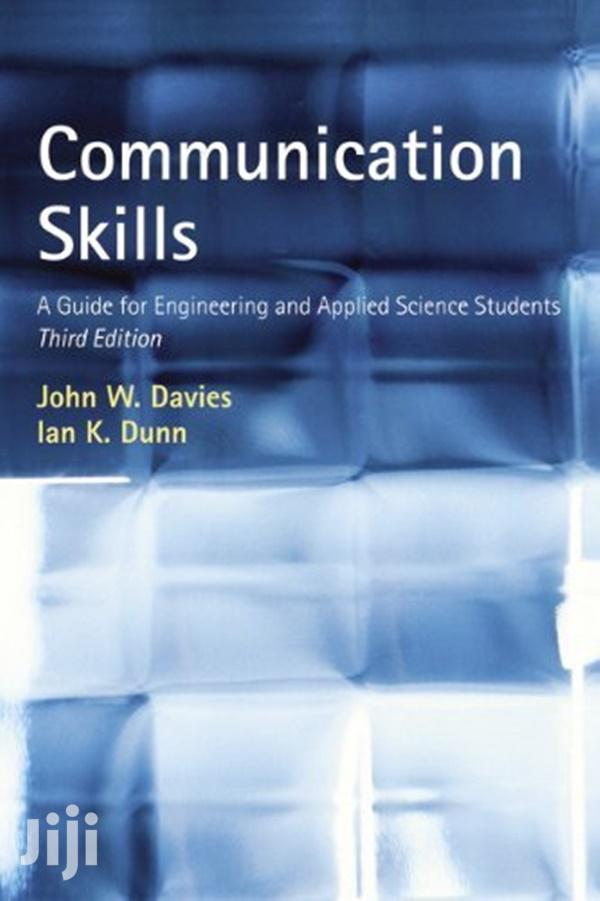Communication Skills-john Davies