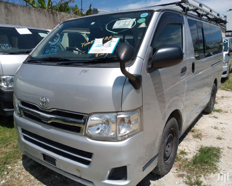 Toyota Hiace Diesel Engine Automatic Transmission