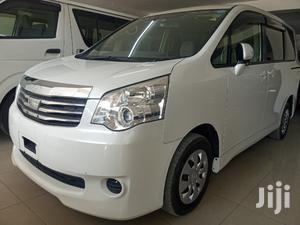 Toyota Noah 2013 White   Cars for sale in Mombasa, Mvita