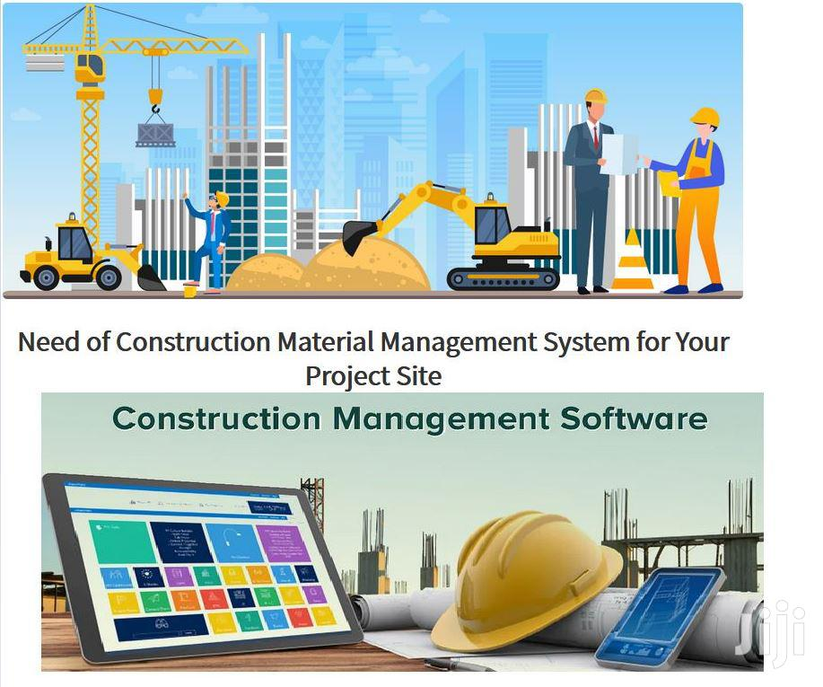 Construction Materials Management Software,Project Costing