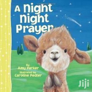 A Night Night Prayer - Amy Parker | Books & Games for sale in Bungoma, Kabuchai/Chwele