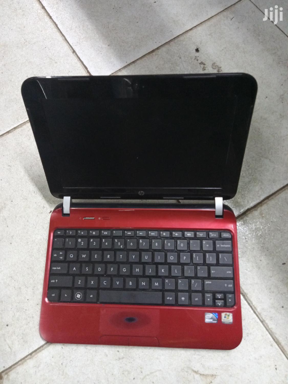 Archive: Laptop HP Mini 210 2GB Intel Atom HDD 320GB