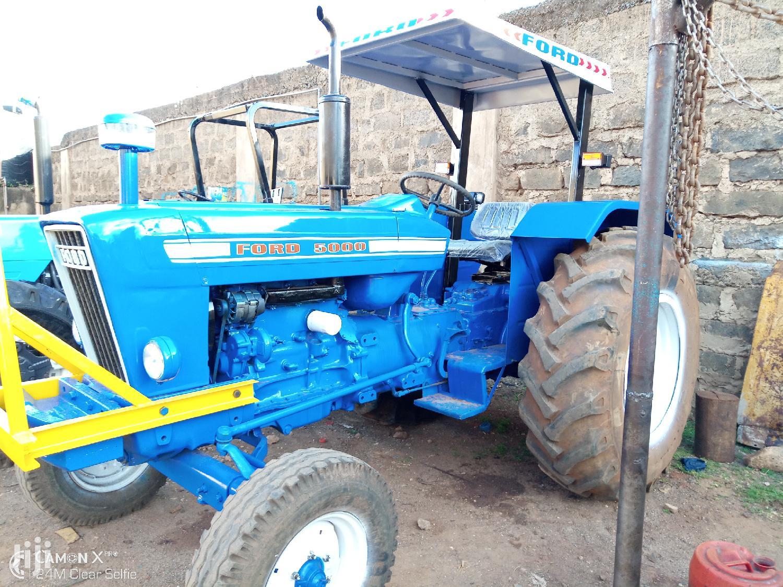 Tractor Ford 5000 | Heavy Equipment for sale in Eldoret CBD, Uasin Gishu, Kenya