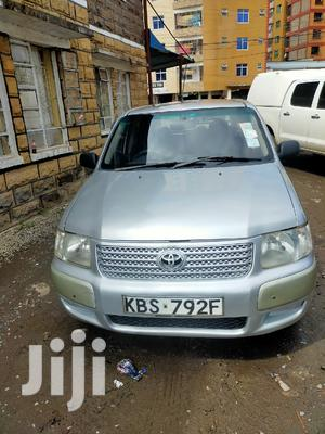 Toyota Succeed 2005 Silver   Cars for sale in Nairobi, Eastleigh