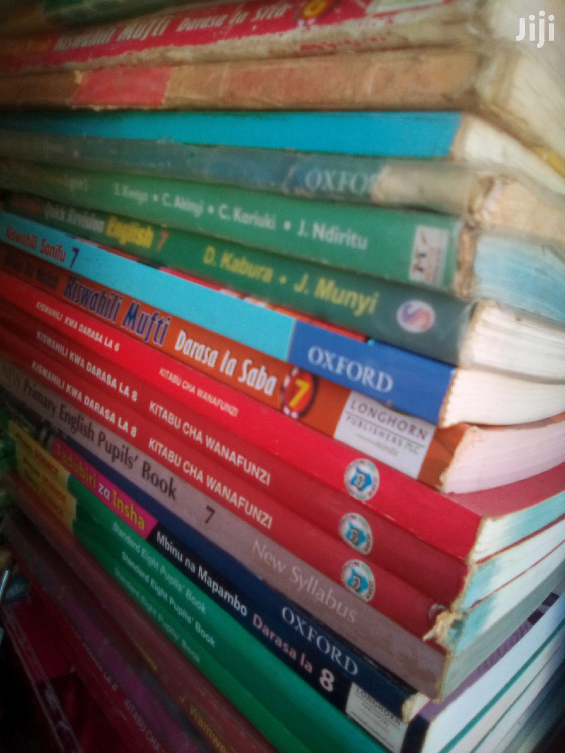 Archive: Selling Books Both High School N Primary Inclusive Of Cbc