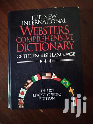 Dictionary*Webster's Comprehensive Dictionary* | Books & Games for sale in Nairobi, Kilimani