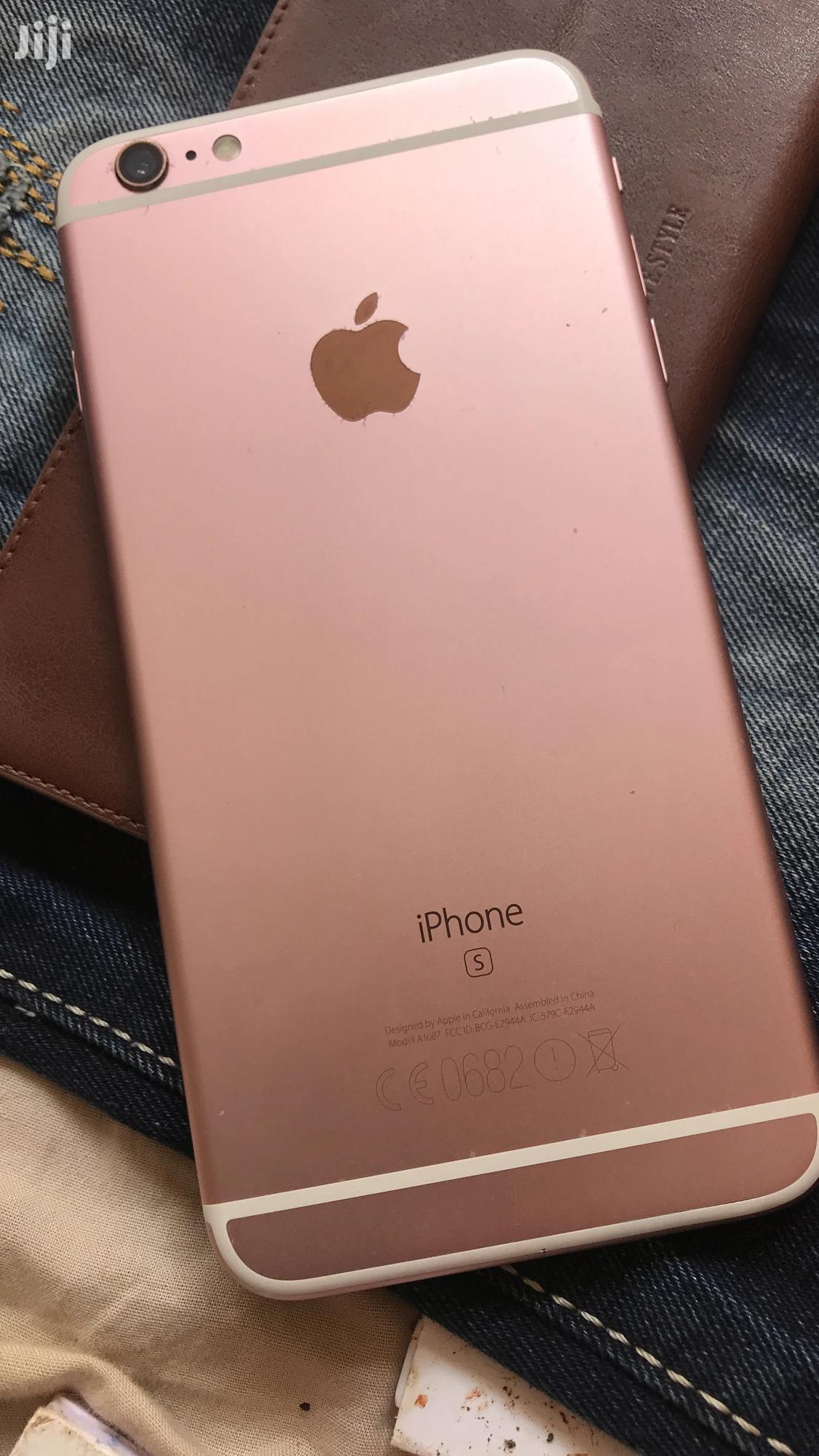 Archive: Apple iPhone 6s Plus 16 GB Pink
