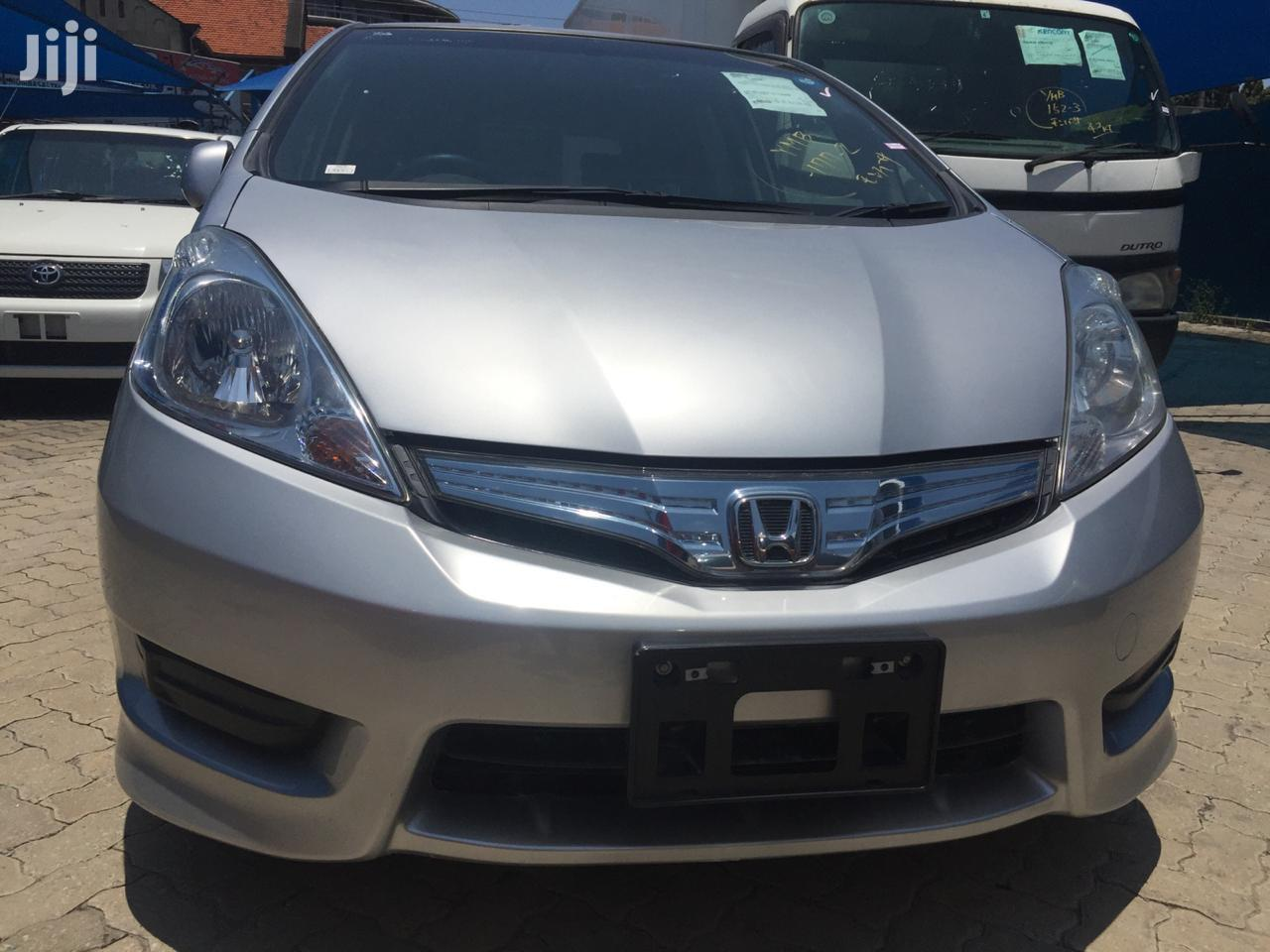 Honda Fit 2012 Silver | Cars for sale in Tudor, Mombasa, Kenya