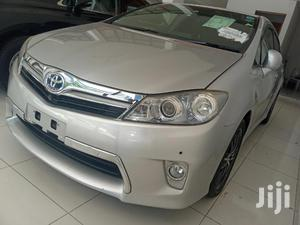 Toyota Sai 2013 Silver | Cars for sale in Mombasa, Mvita