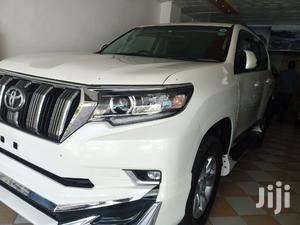 Toyota Land Cruiser Prado 2013 White | Cars for sale in Mombasa, Nyali