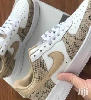 Nike Airforce One Snake Print | Shoes for sale in Nairobi, Nairobi Central