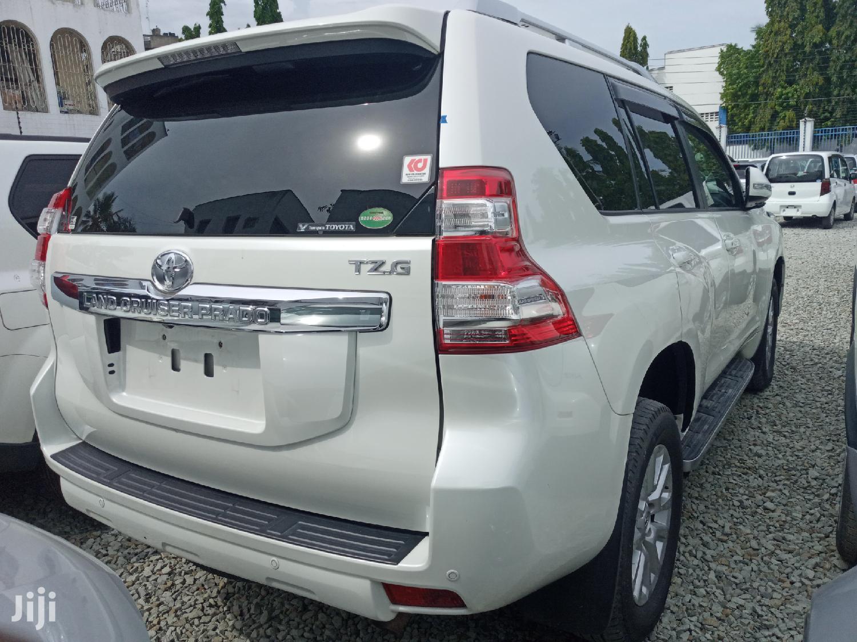 Toyota Land Cruiser Prado 2013 White | Cars for sale in Mvita, Mombasa, Kenya