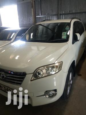 Toyota Vanguard 2010 White | Cars for sale in Mombasa, Mvita