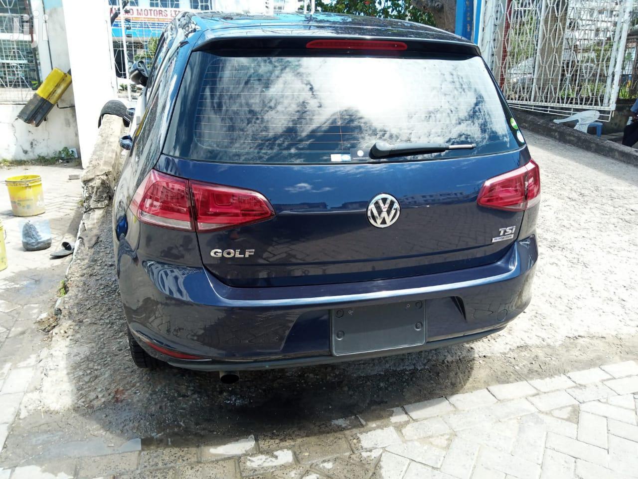 Volkswagen Golf 2014 Black | Cars for sale in Mvita, Mombasa, Kenya
