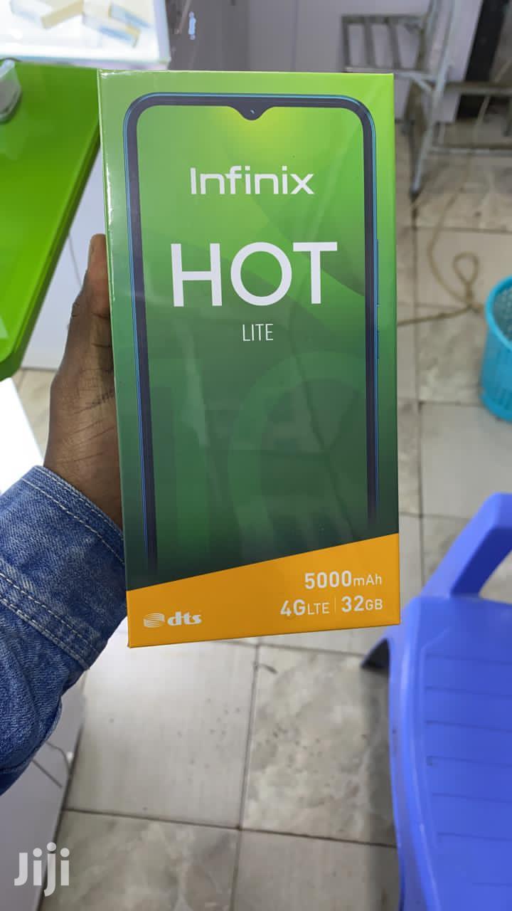 Archive: New Infinix Hot 10 Lite 16 GB Black