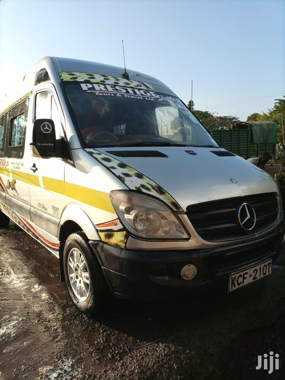 Archive: Mercedes-Benz Sprinter 2009 Silver for Sale