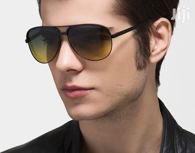 Archive: Day/Night Dual-Purpose Vision Driving Aviator Polarized Sunglasses8548