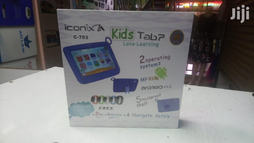 7 Inch Iconix-703 8GB Kid Tablet