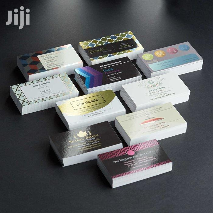 Archive: Business Cards