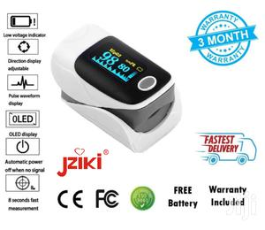 Intelligence Jziki Fingerprint Pulse Oximeter | Medical Supplies & Equipment for sale in Nairobi, Nairobi Central