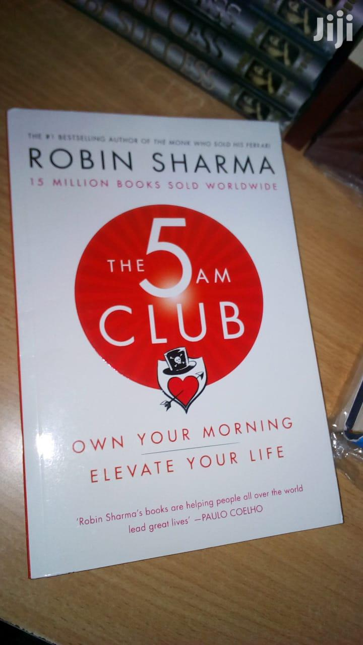 The 5 AM Club-Robin Sharma