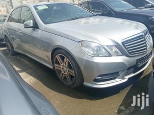 Mercedes-Benz E200 2014 Silver   Cars for sale in Mombasa, Mvita