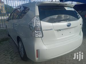 Toyota Prius 2013 White   Cars for sale in Mombasa, Mvita