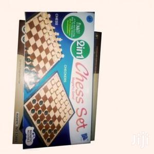 2in 1 Magnetic Chess Board Game | Books & Games for sale in Nairobi, Nairobi Central