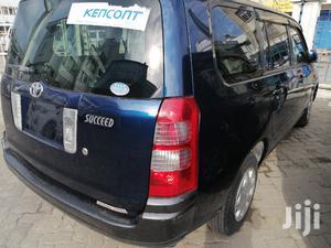 Toyota Succeed 2014 Blue   Cars for sale in Mombasa, Mvita