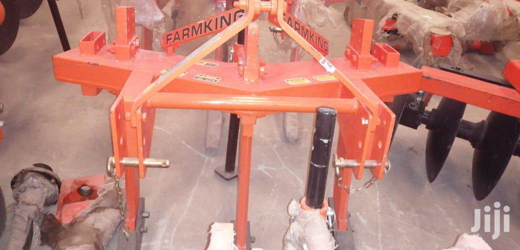 Sub Soiler / Chisel Plough ( FK )