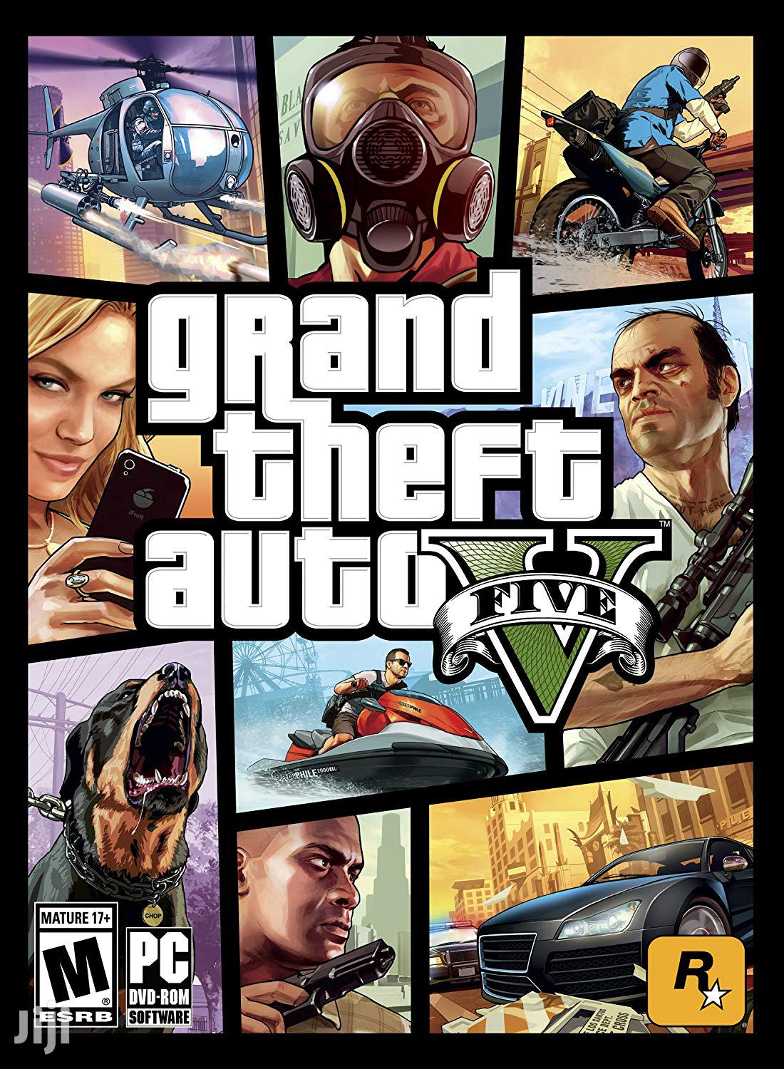 Grand Theft Auto 5 - PC Game