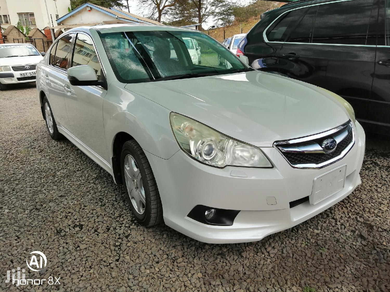 Archive: Subaru Legacy 2011 2.5i Limited White