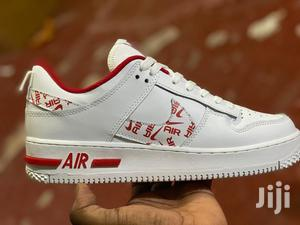 AIRFORCE Nike React= | Shoes for sale in Nairobi, Ngara