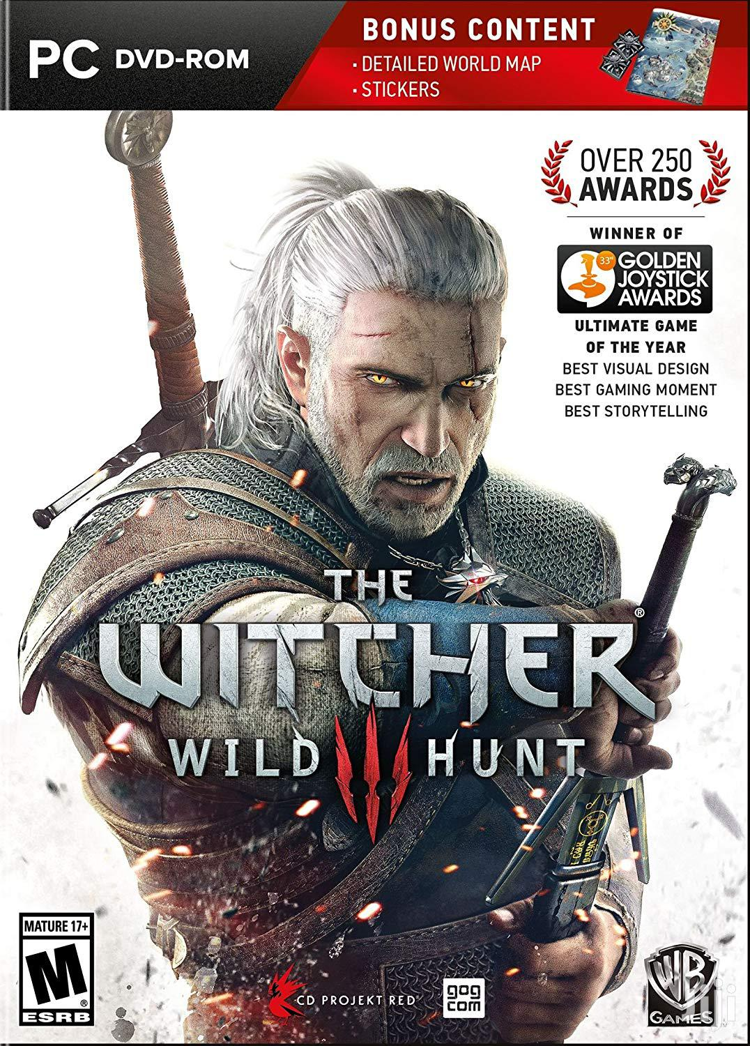 The Witcher 3 - PC Game