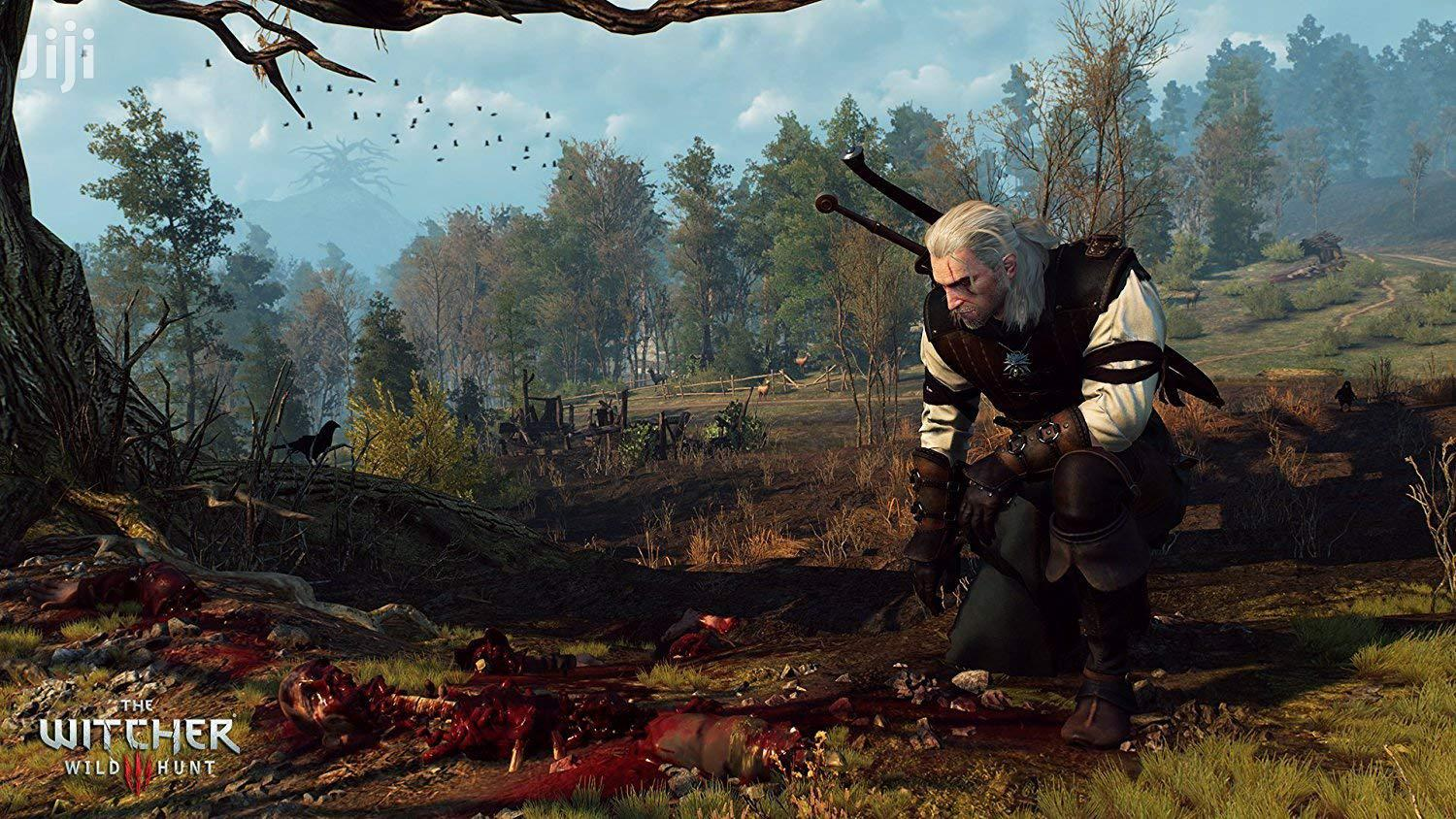 The Witcher 3 - PC Game | Video Games for sale in Nairobi Central, Nairobi, Kenya