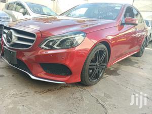 Mercedes-Benz E250 2014 Red | Cars for sale in Mombasa, Mvita