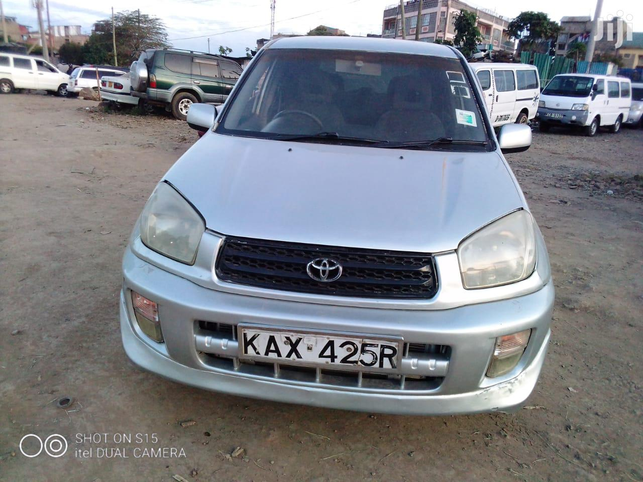 Toyota RAV4 2005 Silver | Cars for sale in Umoja II, Umoja I, Kenya