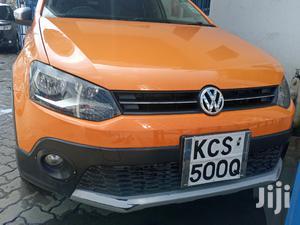 Volkswagen Polo 2013 Orange   Cars for sale in Mombasa, Mvita