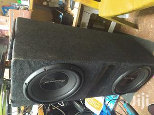 2 Pioneer Double Coil Speaker In Bass Delay Powerful Cabinet | Vehicle Parts & Accessories for sale in Nairobi, Nairobi Central