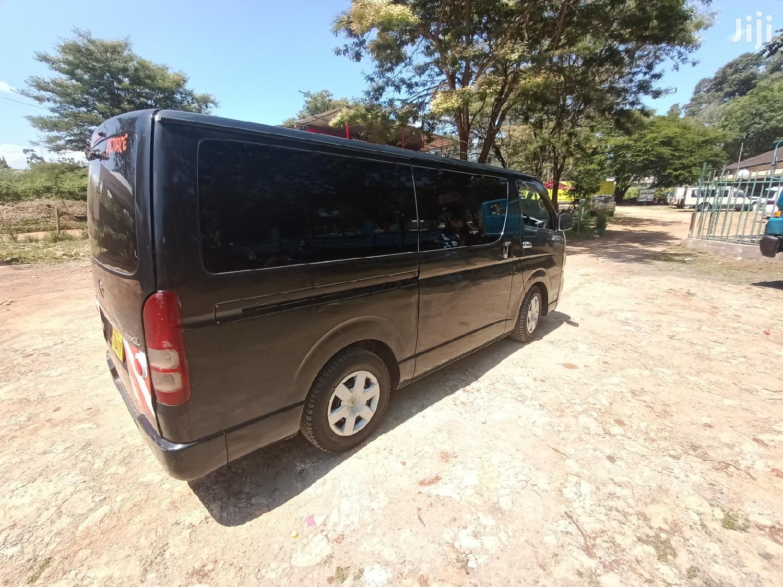 Toyota Hiace Van Super Clean Buy And Drive | Buses & Microbuses for sale in Ridgeways, Nairobi, Kenya