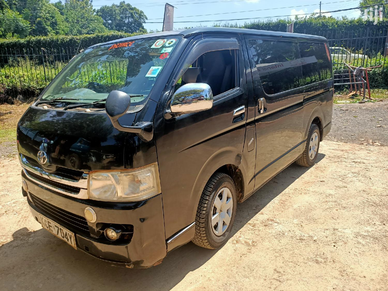 Toyota Hiace Van Super Clean Buy And Drive
