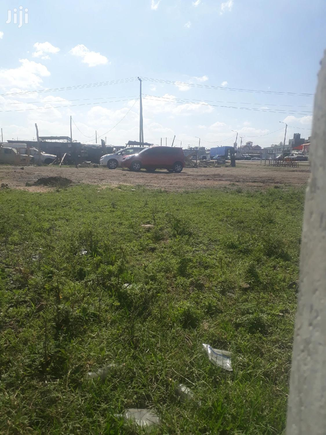 Lucrative Car Wash Space-next To Eastern Bypass | Land & Plots for Rent for sale in Embakasi, Nairobi, Kenya