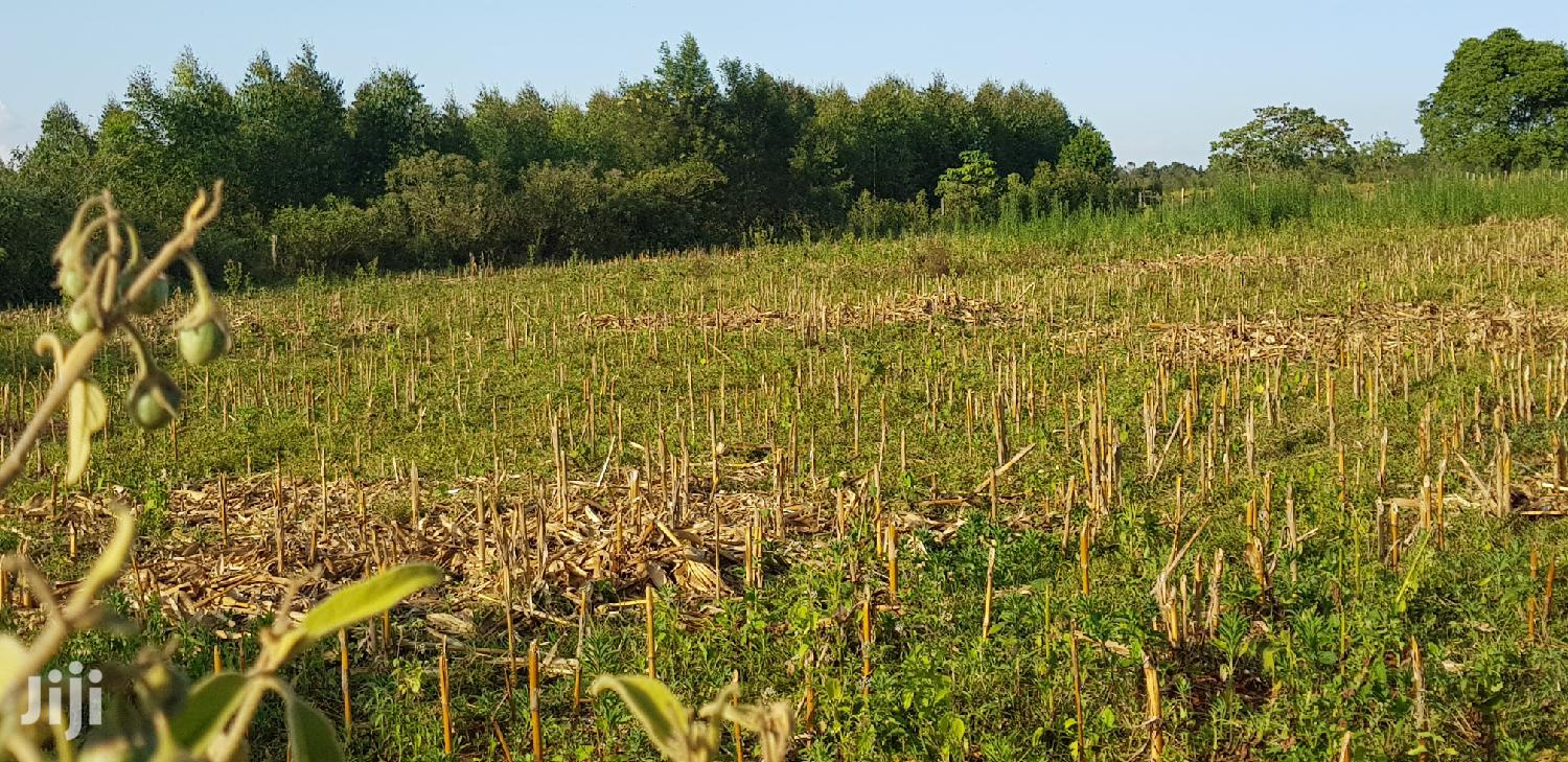 2 Acres Land for Sale in Kapseret Airpot Chepkated Eldoret
