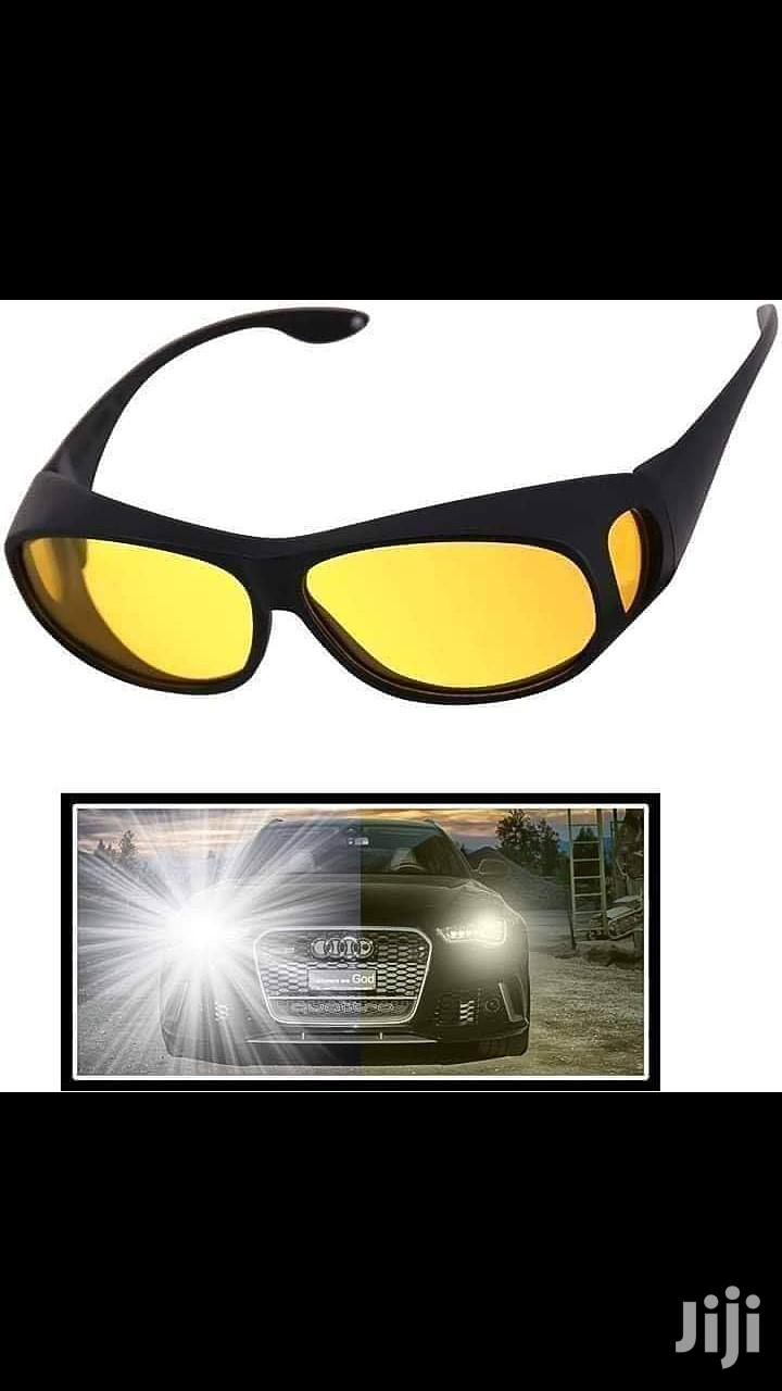 Day And Night Vision Driving Glasses