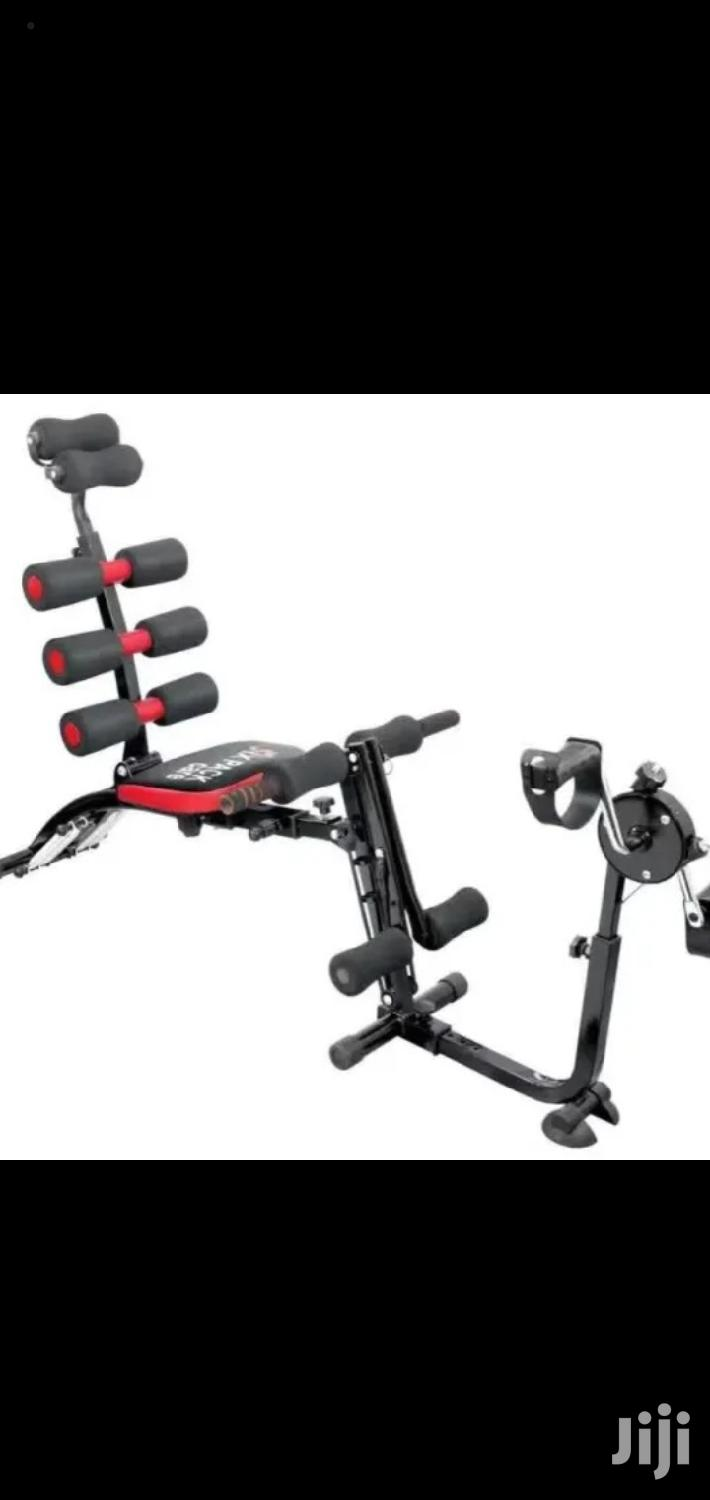 6 Pack With Pedals